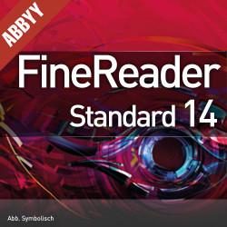ABBYY FineReader 14 Standard UPG ESD