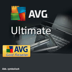 AVG Ultimate, 1 Year, Win/Mac/Android, English