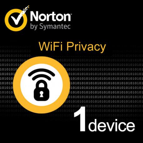Symantec Norton WiFi Privacy 1 Urządzenie