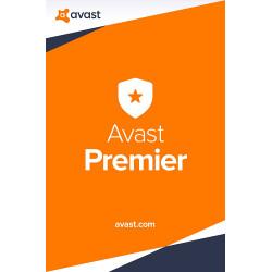 AVAST Premier 2018 1PC / 2 Lata