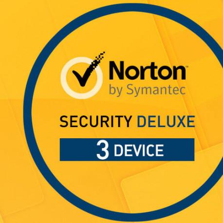 Norton Security Deluxe 3PC / 1 Jahr