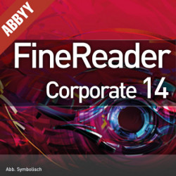 ABBYY FineReader 14 Corporate UPG ESD