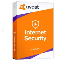 Avast Internet Security 3 PCs 1 Year