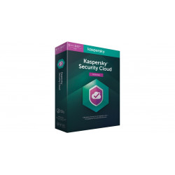 Kaspersky Security Cloud - Personal - 3 Devices - 1 Year - Antivirus, Secure VPN and Password Manager Included