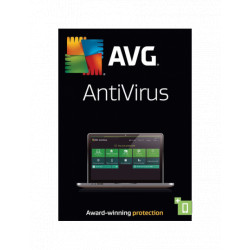 AVG AntiVirus 3 Devices 2 Years