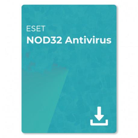 ESET NOD32 Antivirus 14 - 2021 (5 stanowisk, 12 miesięcy) - wersja elektroniczna